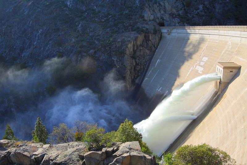 IMG_2651 O'Shaughnessy Dam, Yosemite National Park