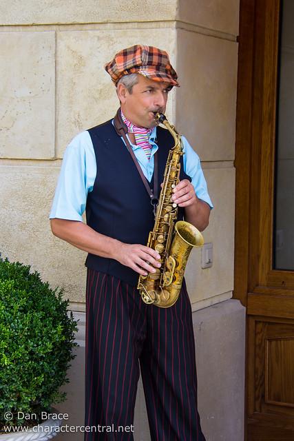 The Ratatouille Band