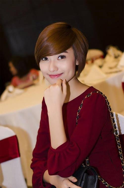 Các kiểu tóc ngắn đẹp! Tóc ngắn ép, uốn xoăn Hàn Quốc 34