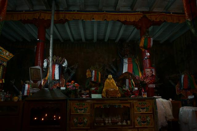 Namgyal Tsemo Gompa. Leh, Ladakh, 05 Aug 2014. 034