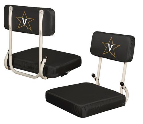 Vanderbilt Commodores Hard Back Stadium Seat