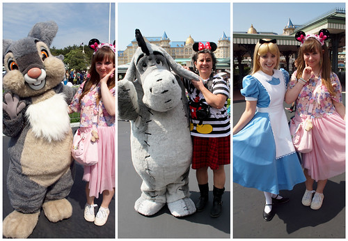 Disney Characters Five