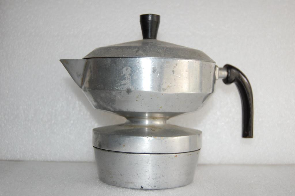 Caffettiera Vintage Anni 50 Bizarre Coffee Maker Machine Made IN Italy 1950 S eBay