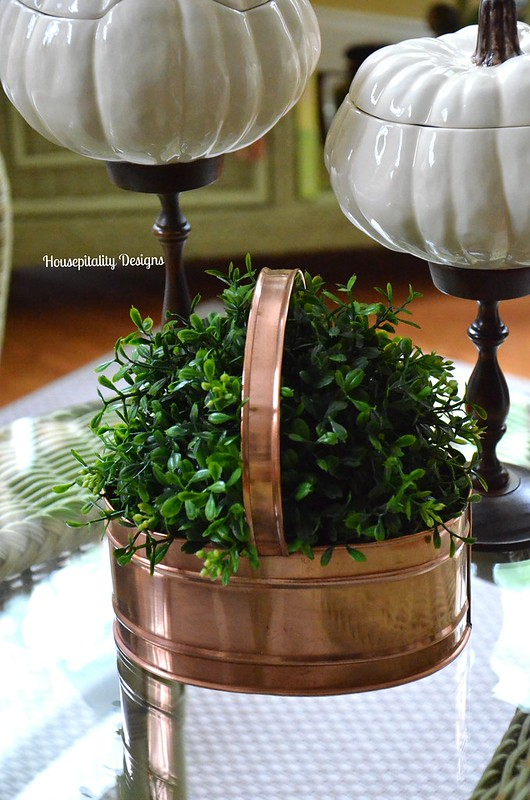 Pumpkin Topiary-Housepitality Designs