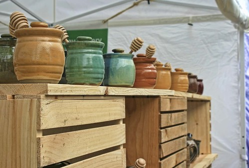 2014 Lithopolis Honeyfest: May Clay Pottery