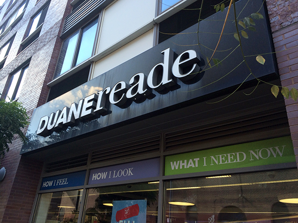 9ccbfa30136 Is Duane Reade New York s Most Expensive Drugstore