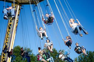 North Carolina State Fair Carousel