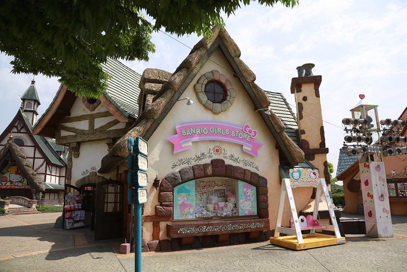 Sanrio Girls 商店