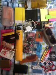 My bag today #NoFilter 08.25.2014