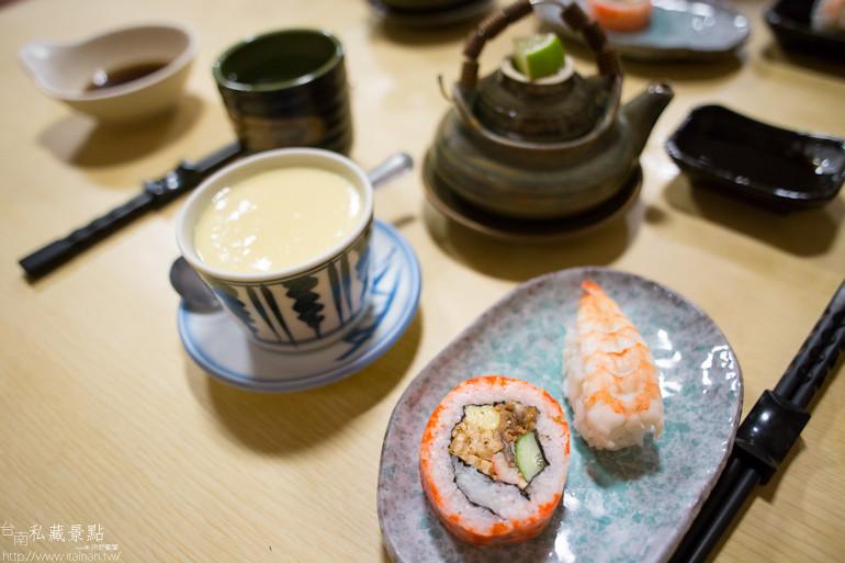 台南私藏景點--新都巷日本料理 (4)