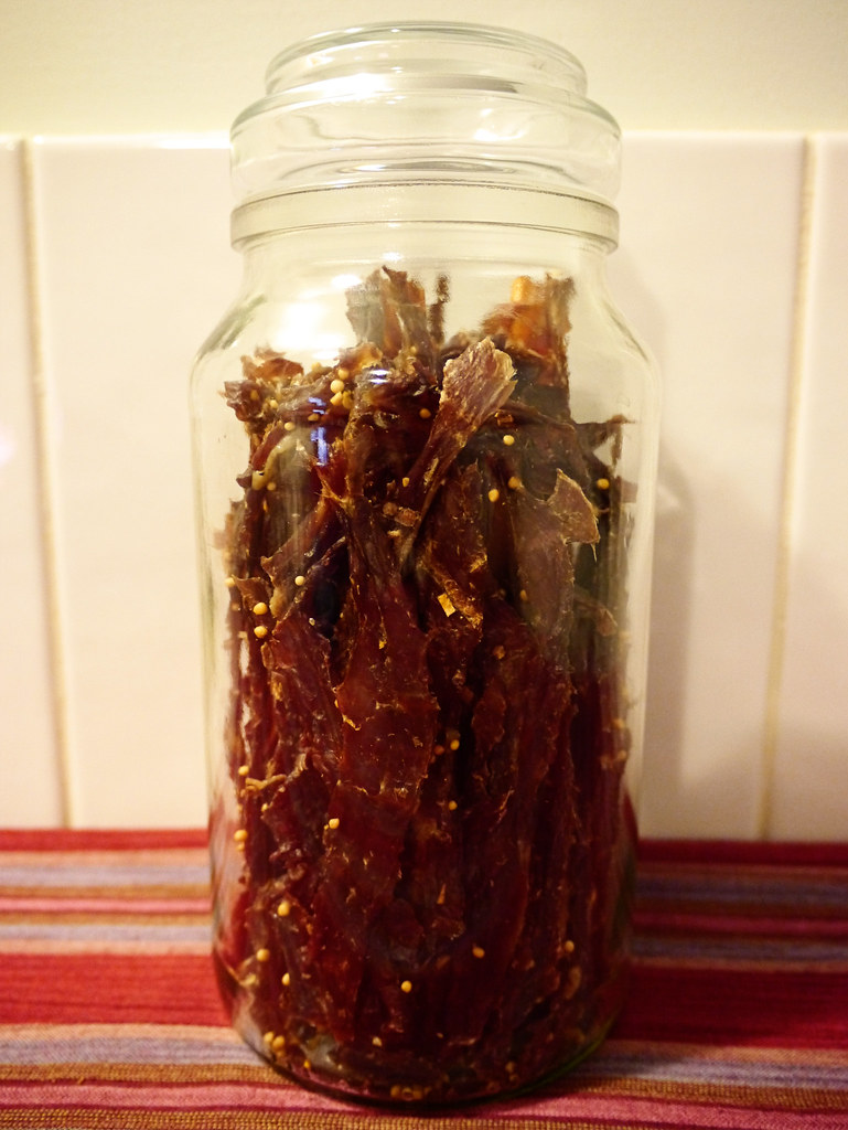 how to make beef jerky softer