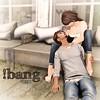 !bang poses - ad work