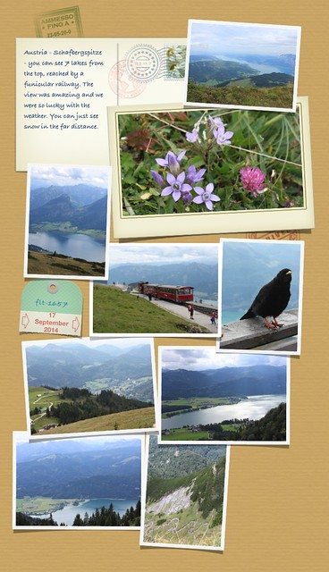 Photos from 20140829-Schafberg