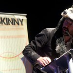 Gruff Rhys at The Edinburgh International Book Festival |