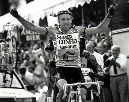 Amstel '87 - La rivincita di Zoetemelk