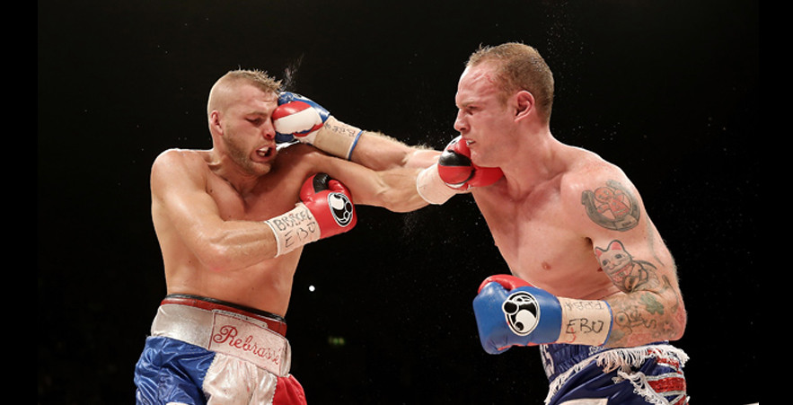 George Groves is back with win over Christopher Rebrasse
