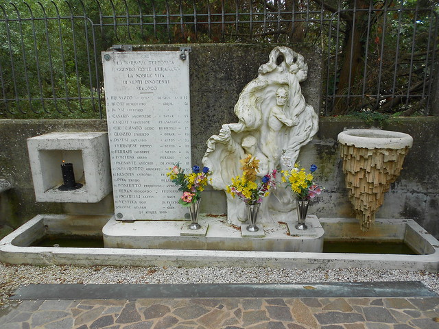 monumento ai martiri di Villadose