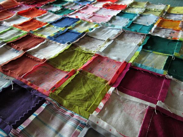 Purge Picnic quilt