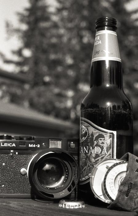 Canadian Leica.
