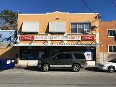 Neighborhood Grocery Store Miami  Built 1924