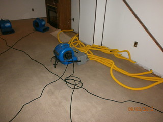 Water Damage Cleanup Warminster PA (2)
