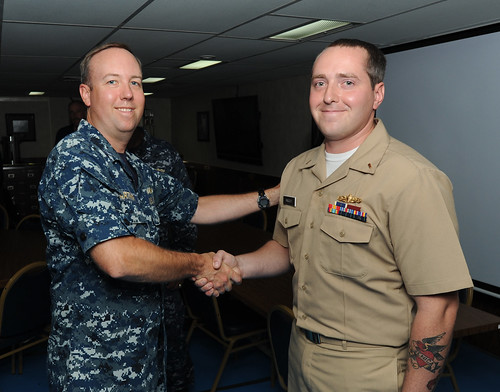 Former Nuke decides to STA Navy