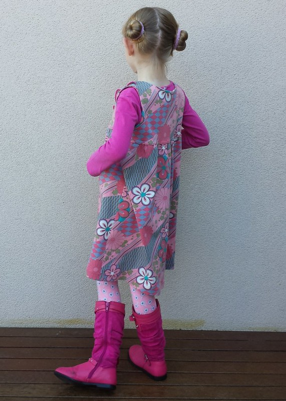 Figgys Ethereal dress in knit