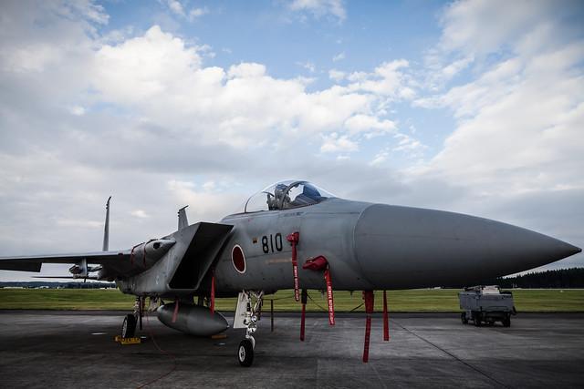 横田基地友好祭2014 F-15J