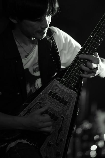 ナポレオン Napoleon live at Outbreak, Tokyo, 09 Sep 2014. 252