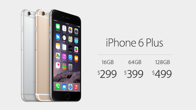 iPhone 6 Plus купить