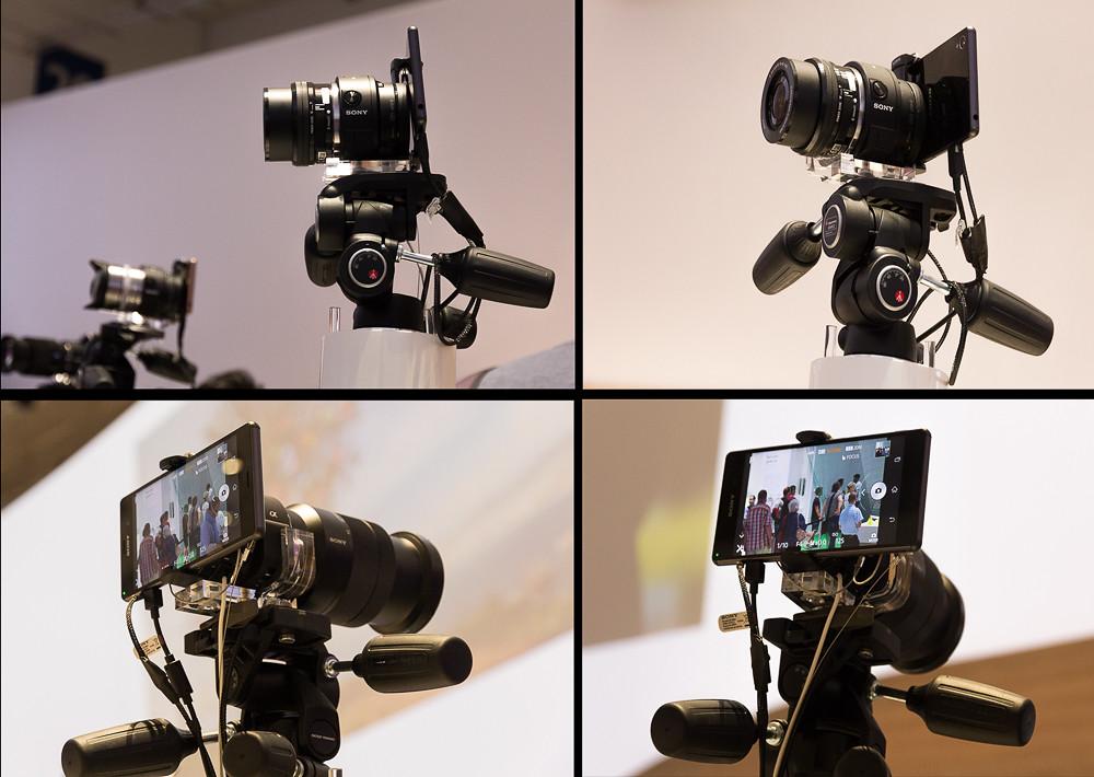 Sony Show 2014 ở Hồ Chí Minh có máy ảnh độc đáo nào - 40035