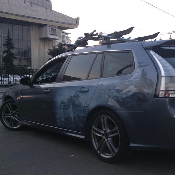 Moscow Saab Club Gatherings