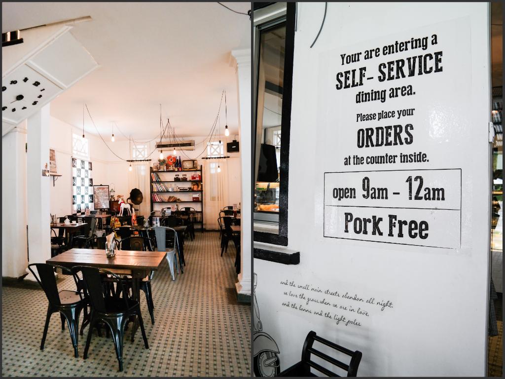 怡保咖啡馆