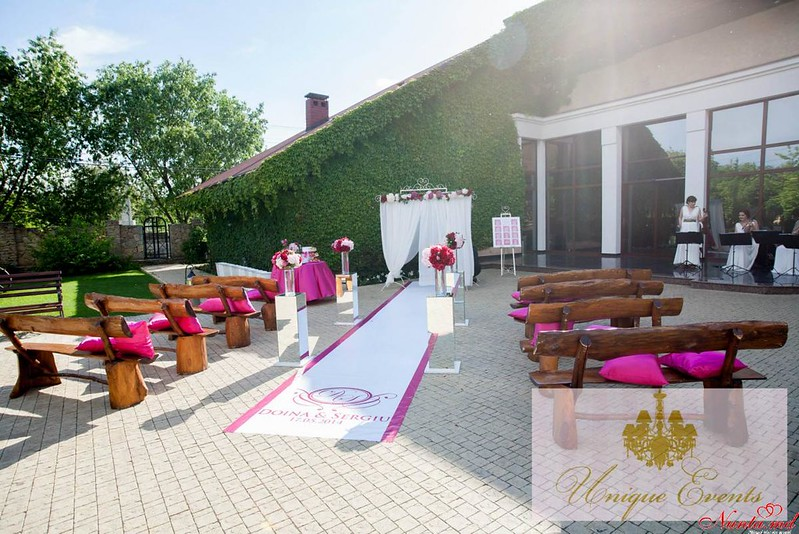 Unique Events: decorațiuni pentru nuntă > Foto din galeria `Principala`