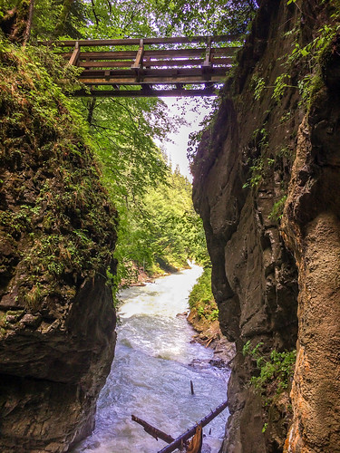 Partnach Gorge, Garmisch-Partenkirchen, Germany