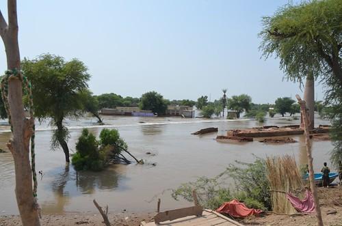 Flooding in Punjab