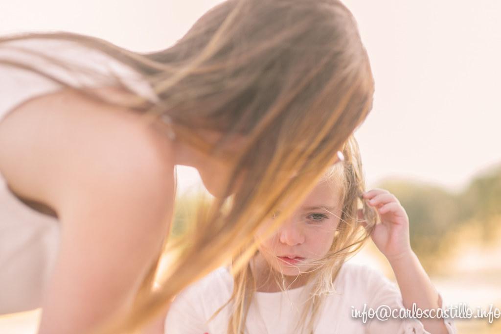 Sesión fotográfica Infantil
