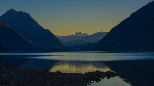 mountains sunrise nikon clear mapleridge alouettelake d7000