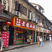 Calle Nanjing y alrededores