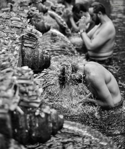 Bagno Sacro - Bali - Indonesia