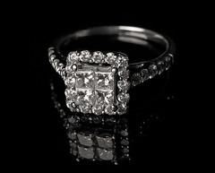 ring(1.0), jewellery(1.0), diamond(1.0), gemstone(1.0), black-and-white(1.0), wedding ring(1.0),