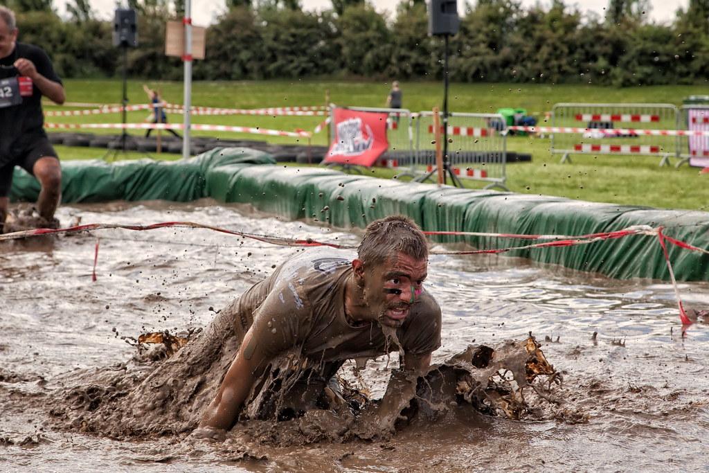 Warrior Dash 2015 Mud. Sweat. Beer Denmark on 20 June 2015 Valbyparken, Copenhagen.
