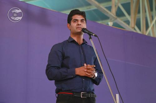Sandeep Chaudhary from Bengaluru, Karnataka