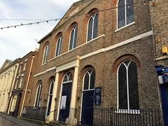 Yorkshire MALTON Malton Methodist Church Ext
