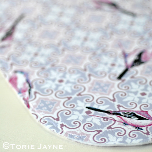 Oven glove sewing tutorial 8