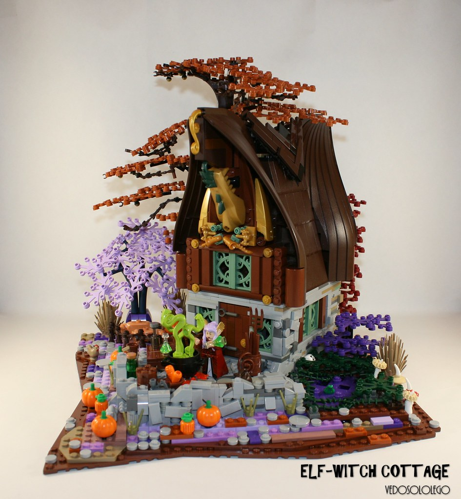 The Elf-Witch Cottage