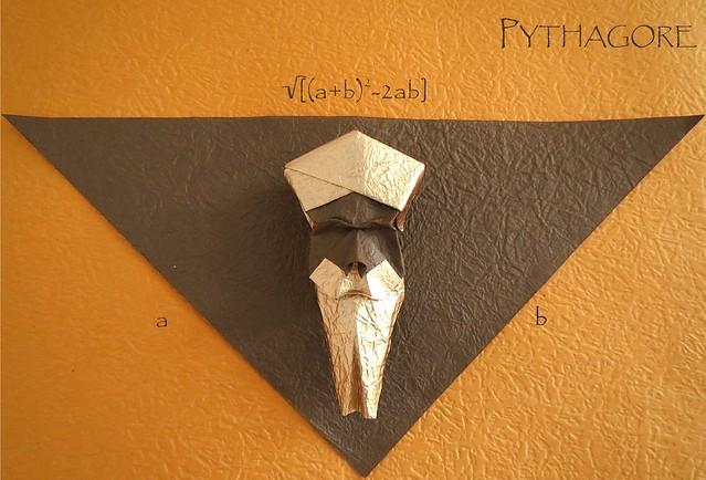 Pythagore, Canon IXUS 500 HS