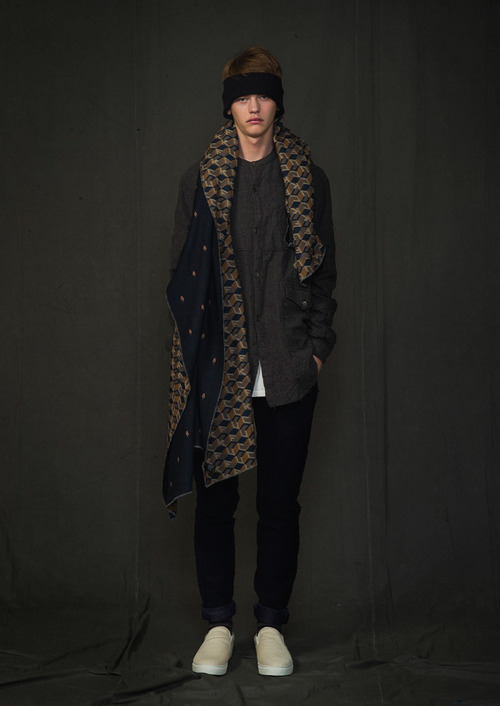 Robbie McKinnon0017_UNDERCOVERISM 2014-15 Autumn Winter
