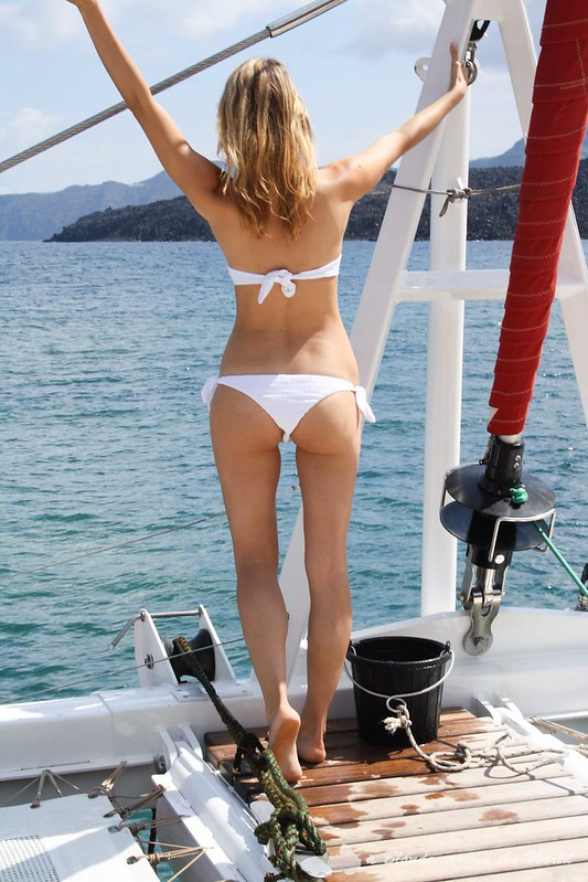 Blonde Boat 23