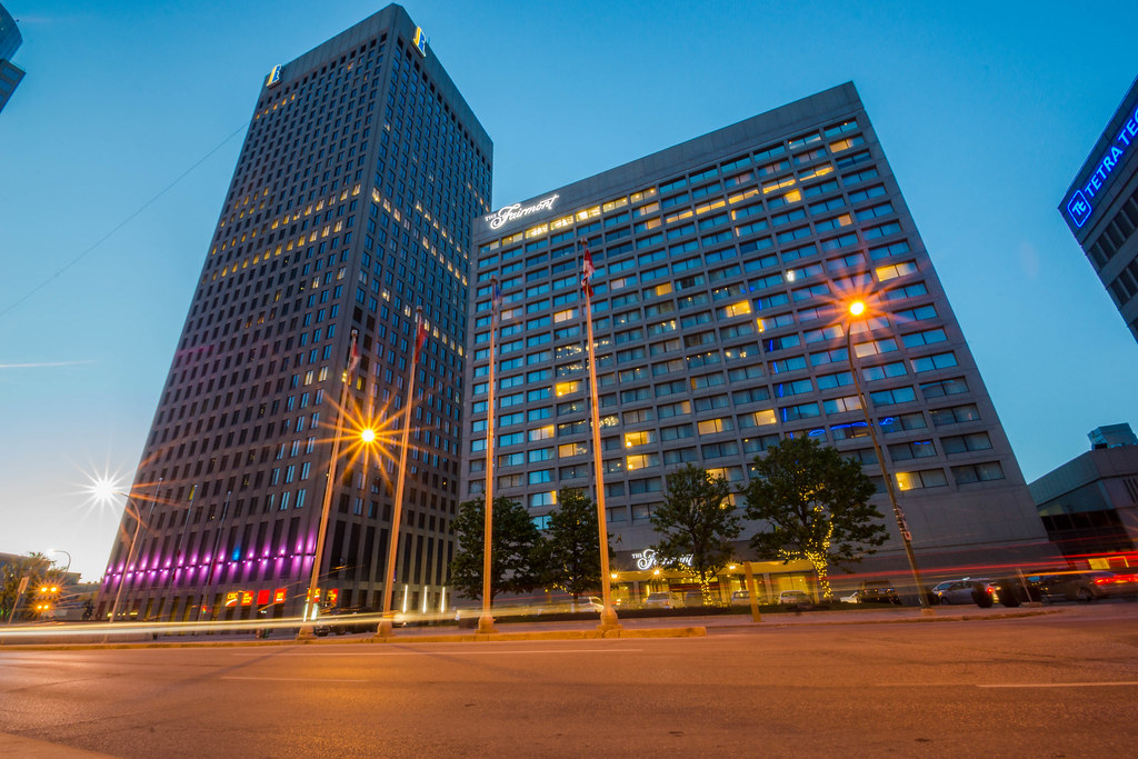 Richardson & Fairmont Hotel - Winnipeg